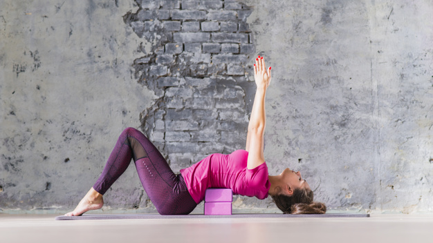 Do More With Yoga Blocks