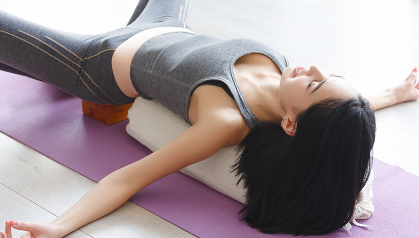 Restorative Yoga Poses BlogPost