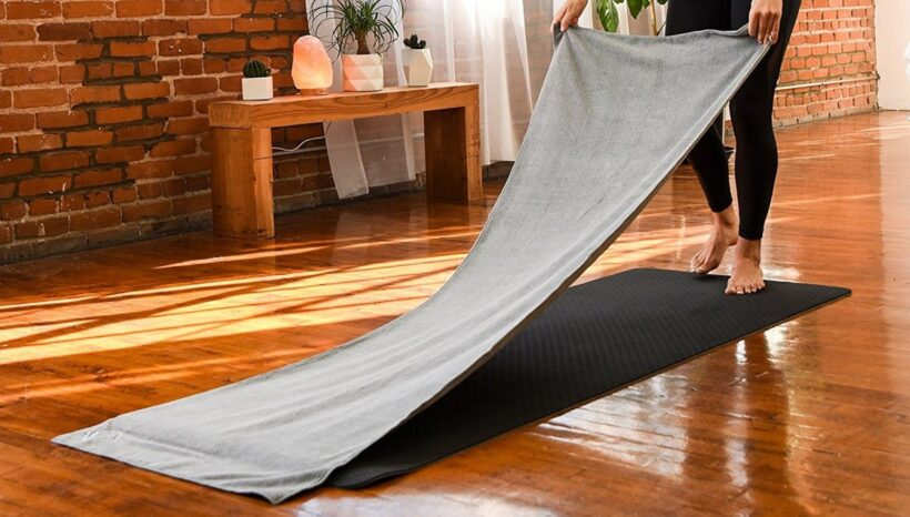 Best Yoga Towels Review