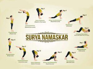 Morning Yoga Routine for Weight Loss – Surya Namaskar