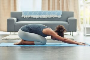 Evening Yoga For Beginners At Home