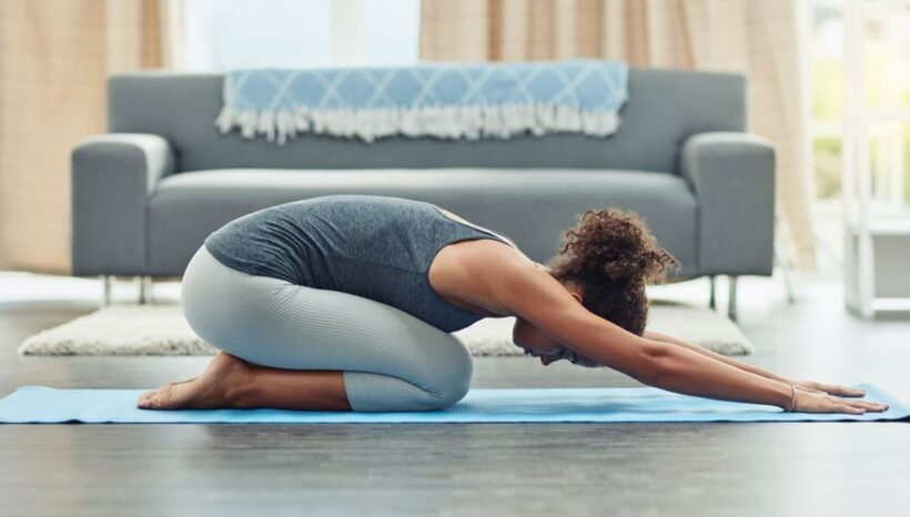 Quick Evening Yoga for Beginners - PureYogaPractice
