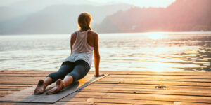 Morning Yoga For Beginners: A Quick And Simple Routine