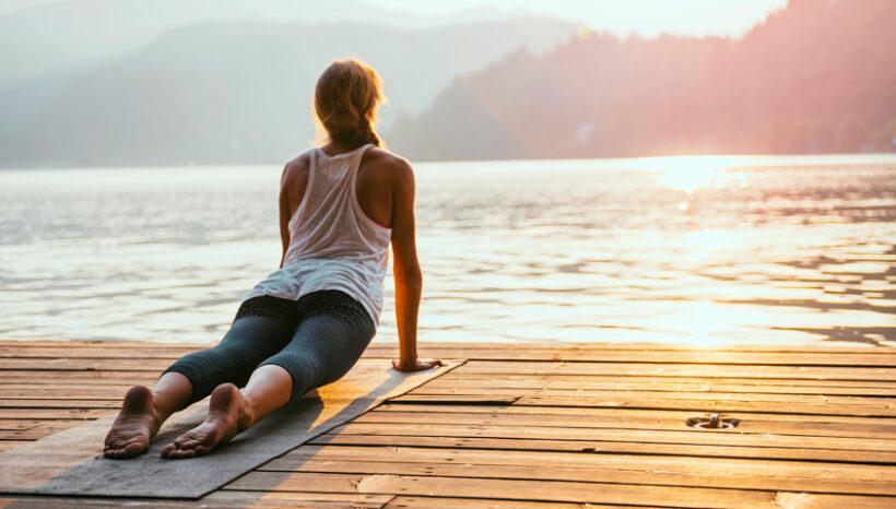 good morning yoga for beginners