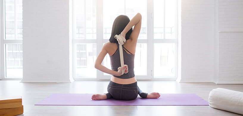Best Yoga Straps Reviewed and Rated