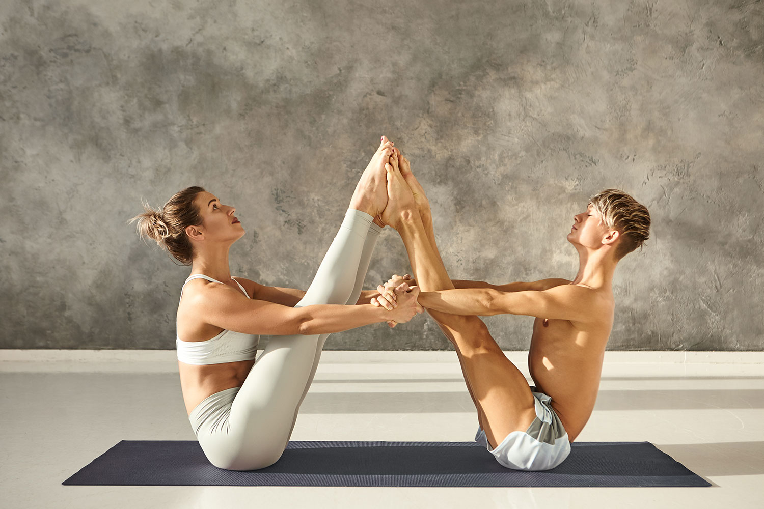Couples Yoga for Beginners: Build Intimacy and Trust