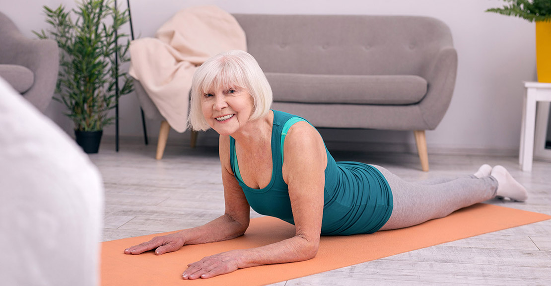 Yoga for Seniors: Gentle Practice For Overall Health Improvement