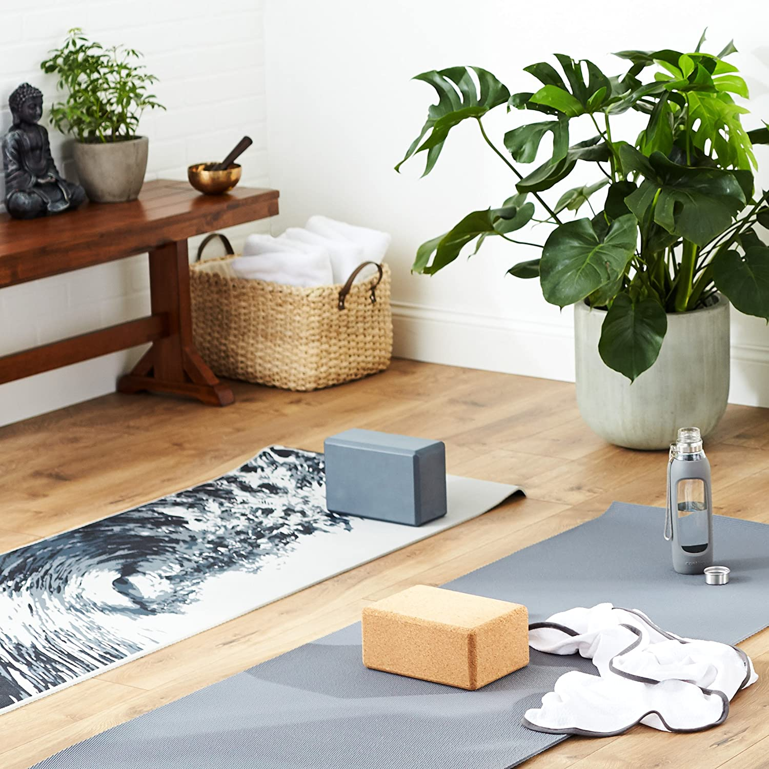 The Best Cork Yoga Blocks: Reviewed and Rated